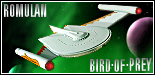 Romulan Bird-of-Prey