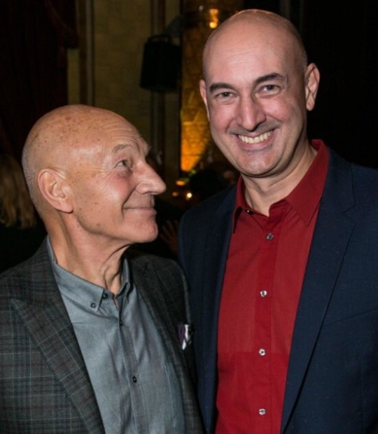 Sir Patrick Stewart And Daniel Stewart (OSLO Gala Night).jpg